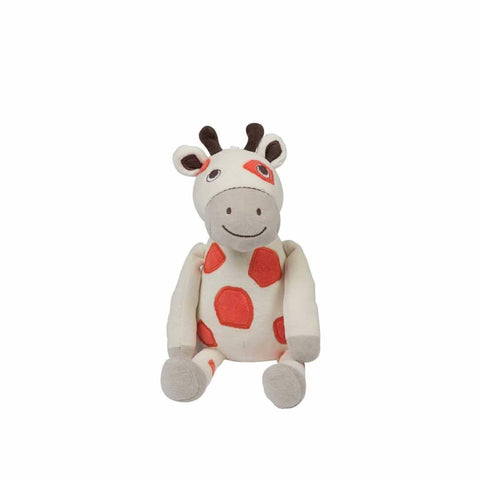 Frugi Froogli Soft Toy - Giggles Giraffe - Soft Toys - Natural Baby Shower