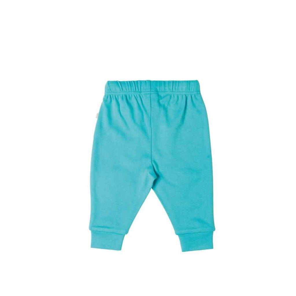 Frugi Kneepatch Crawlers Cornish Sea