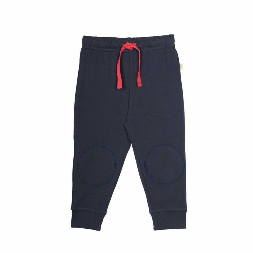 Frugi Kneepatch Crawlers  Navy