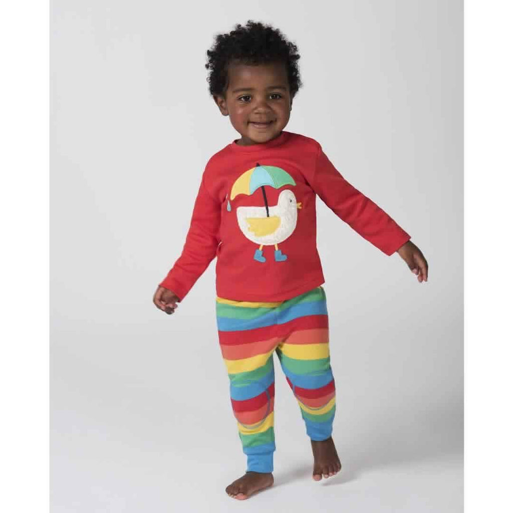 Frugi Kneepatch Crawlers - Happy Rainbow Lifestyle