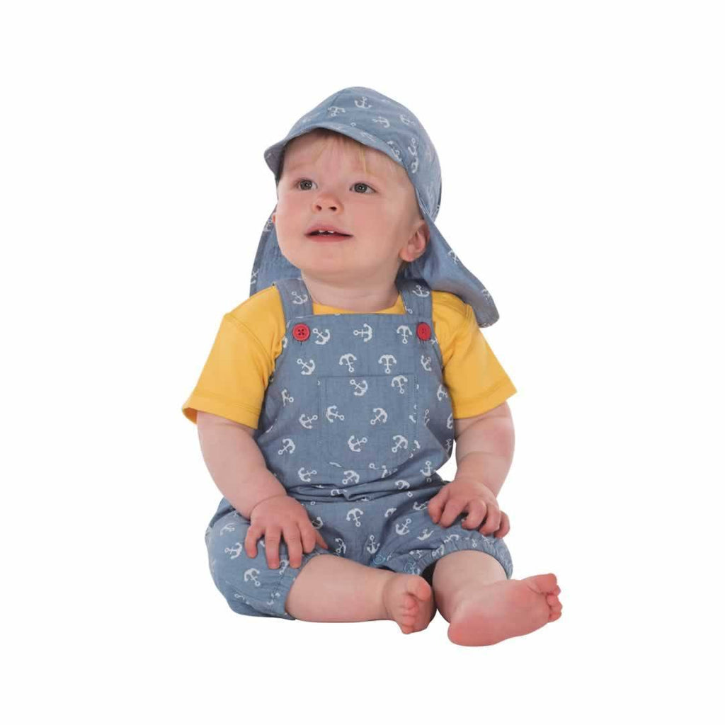 Frugi Legionnaires Hat - Anchors Away Lifestyle