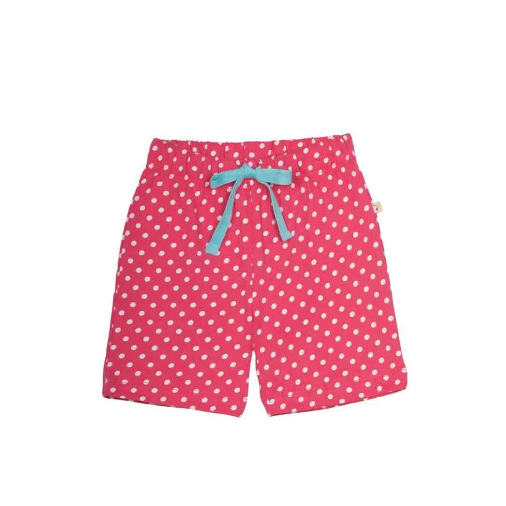 Frugi Little Primrose PJ's -Aqua/Bee Bottoms
