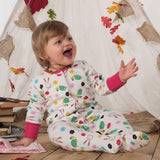 Frugi Lovely Babygrow - Hare and Tortoise Lifestyle
