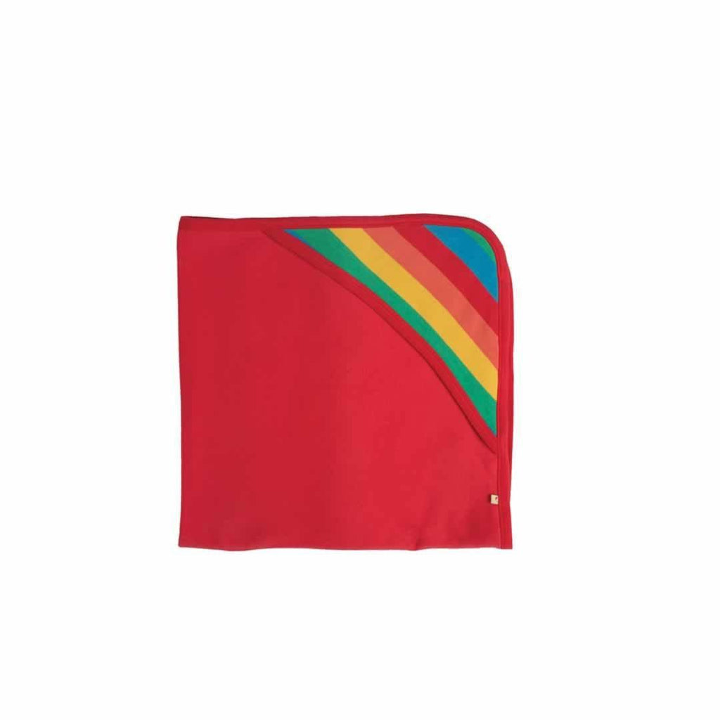 Frugi Lovely Blanket Happy Rainbow