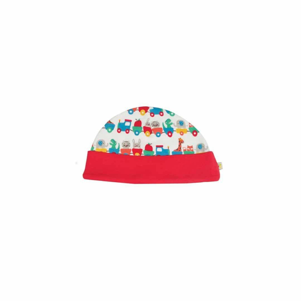 Frugi Lovely Hat Alphabet Train