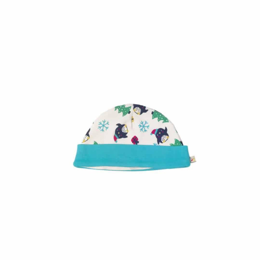 Frugi Lovely Hat Penguin Party