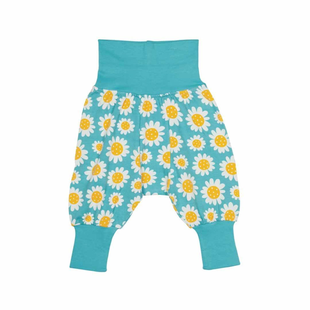 Frugi Parsnip Pants in Sunflowers