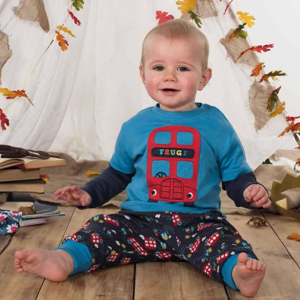Frugi Parsnip Pants - Wheels on the Bus Lifestyle