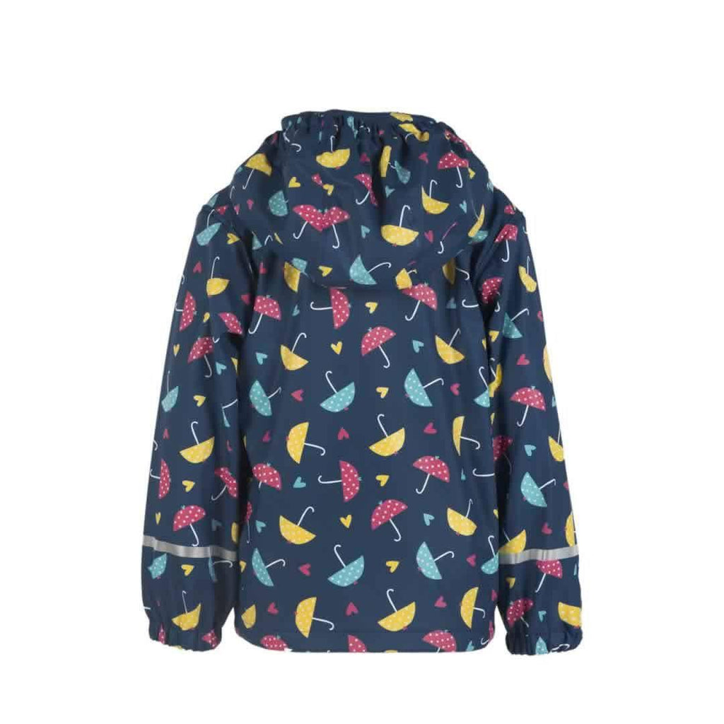 Frugi Puddle Buster Coat Spotty Brollies