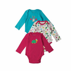 Frugi Special Bodies Hare and Tortoise - 3 Pack