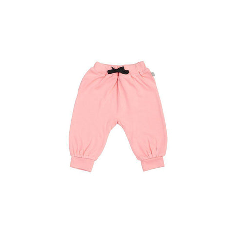 Finn + Emma Pants - Salmon Rose