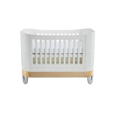 Gaia Baby Serena Complete Sleep+/Co-Sleep - White/Natural-Cot Beds- Natural Baby Shower