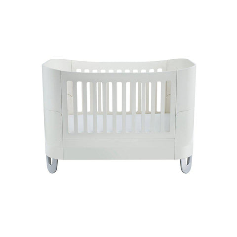 Gaia Baby Serena Complete Sleep+/Mini Baby Bed - White-Cot Beds- Natural Baby Shower