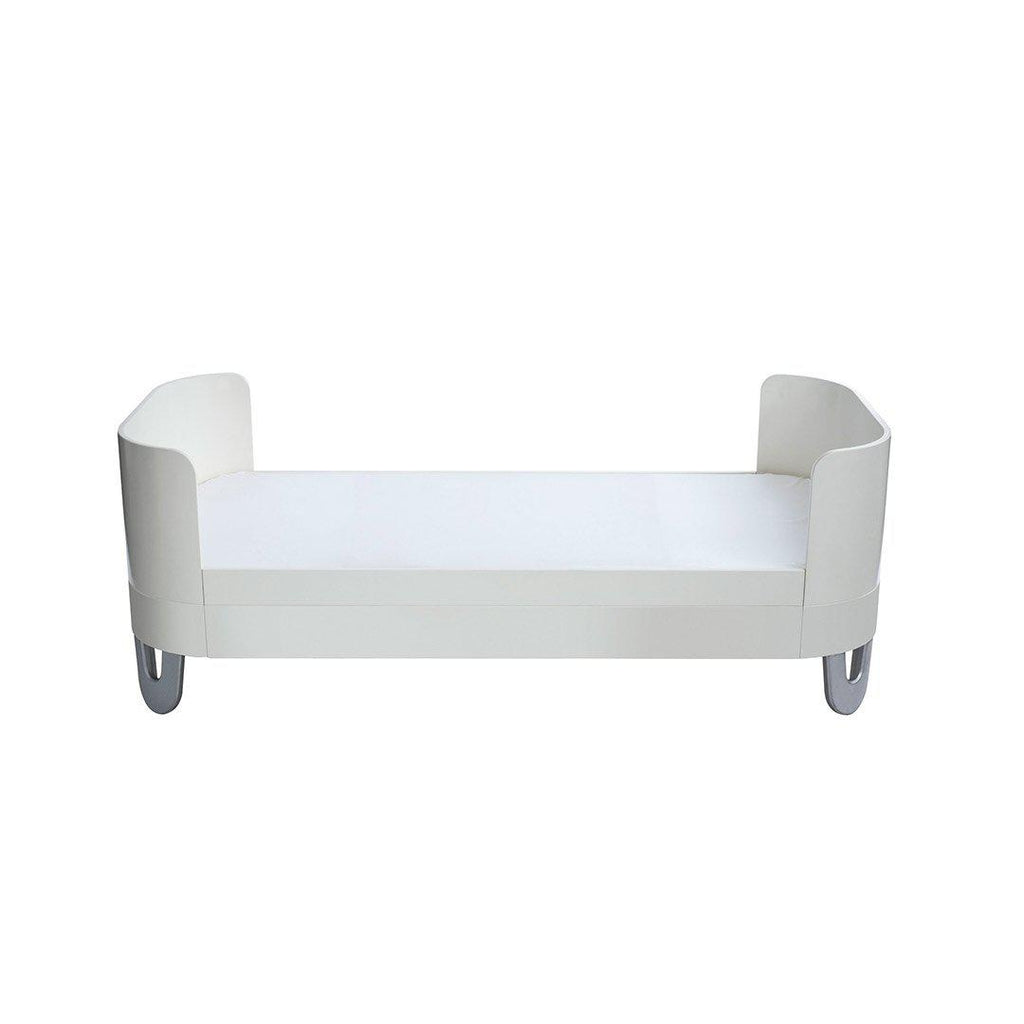 Gaia Baby Junior Bed Extension - White 2