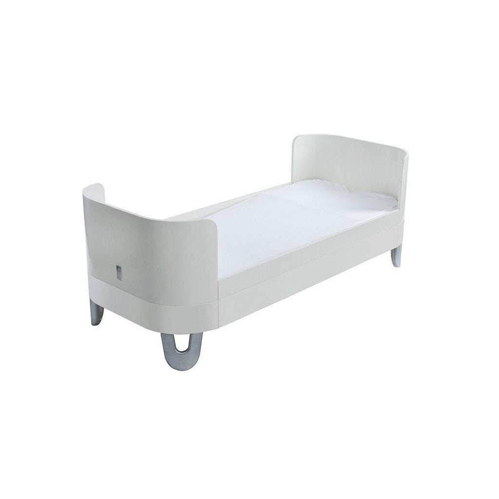 Gaia Baby Junior Bed Extension - White