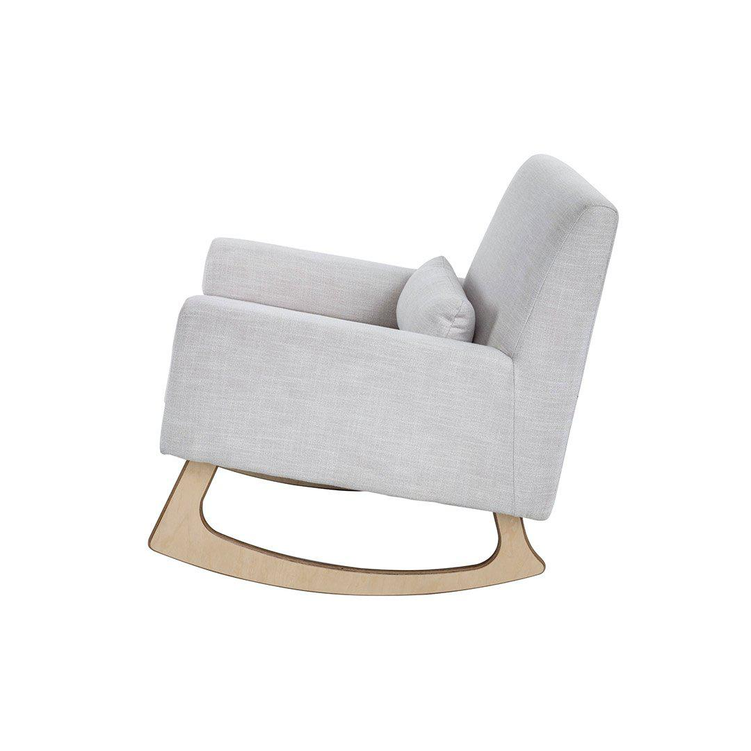 Gaia Baby Rocking Chair In Oat Natural Baby Shower