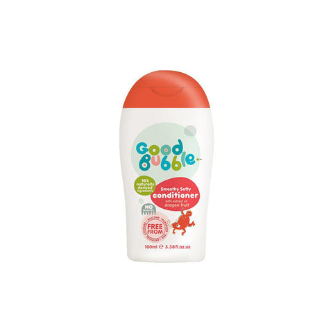 Good Bubble Smoothy Softy Conditioner with Dragon Fruit Extract - 100ml-Baby Skincare- Natural Baby Shower