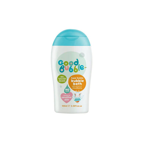 Good Bubble Super Bubble Bubble Bath with Cloudberry Extract - 100ml-Baby Skincare- Natural Baby Shower