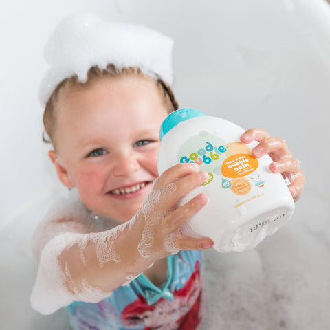 Good Bubble Super Bubble Bubble Bath with Cloudberry Extract - 400ml-Baby Skincare- Natural Baby Shower