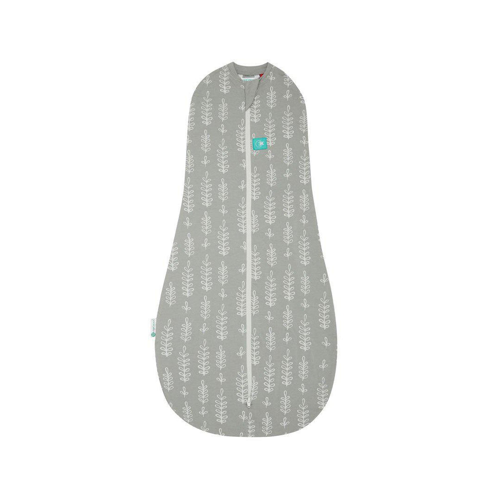 ergoPouch ErgoCocoon TOG 1.0 - Grey Fern-Swaddling Wraps- Natural Baby Shower
