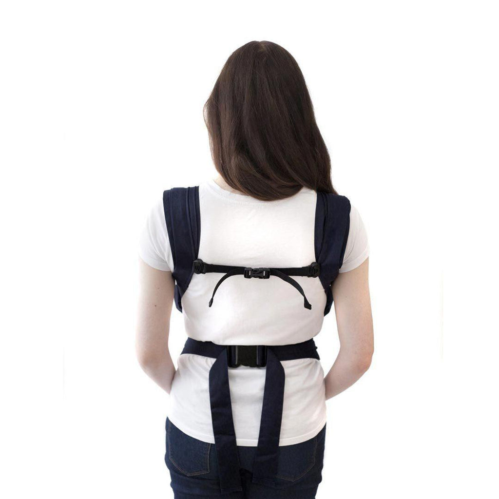 b2ad0bc0a28 ... Izmi Baby Cotton Carrier - Teal-Baby Carriers- Natural Baby Shower ...