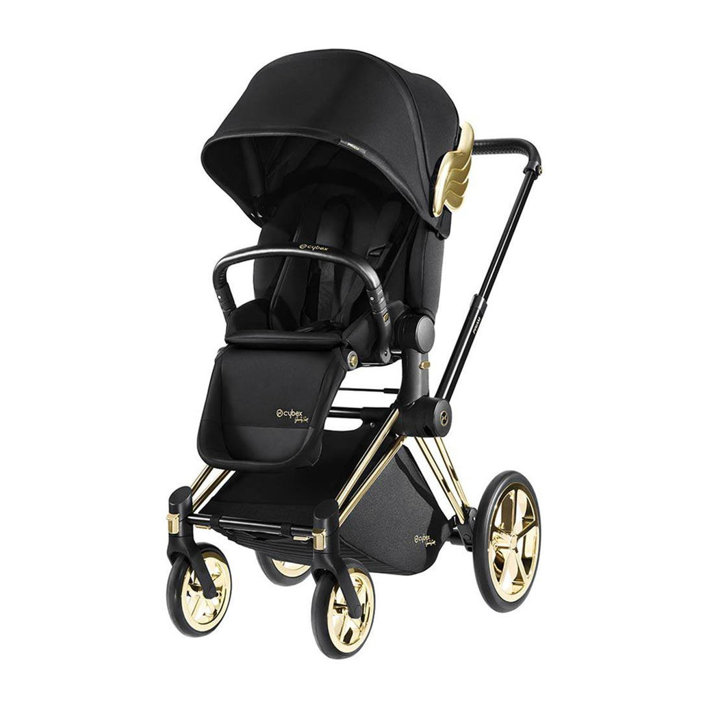Cybex Priam Lux Seat Pushchair - Wings by Jeremy Scott