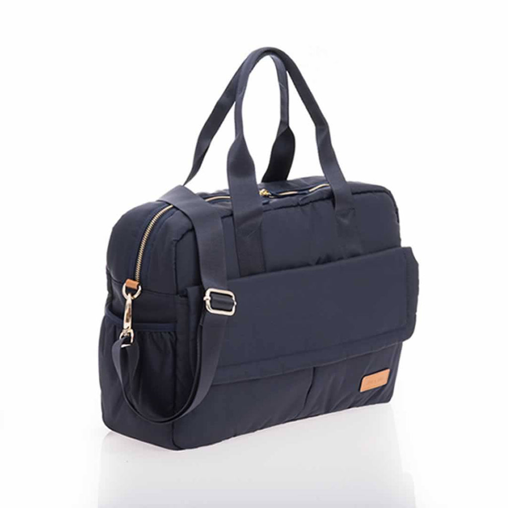 JEM + BEA Marlow Changing Bag - Navy - Changing Bags - Natural Baby Shower