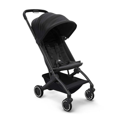 Joolz Aer Pushchair - Refined Black-Strollers- Natural Baby Shower
