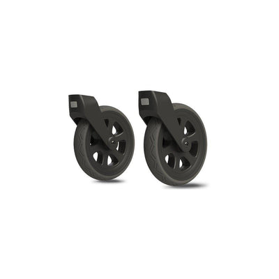 Joolz All Terrain Swivel Wheels Day2 + Day3 - Black-Stroller Wheels-Black- Natural Baby Shower