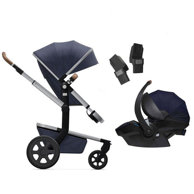 Joolz Day3 Travel System - Classic Blue-Travel Systems- Natural Baby Shower
