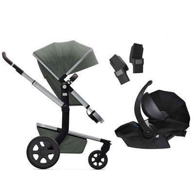 Joolz Day3 Travel System - Marvellous Green-Travel Systems- Natural Baby Shower