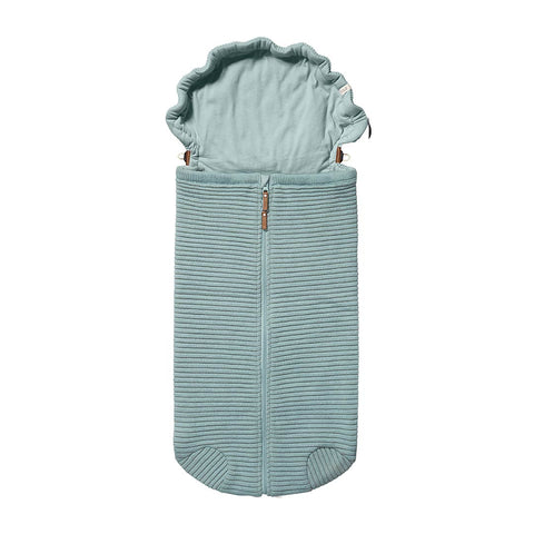 Joolz Essentials Ribbed Nest - Mint