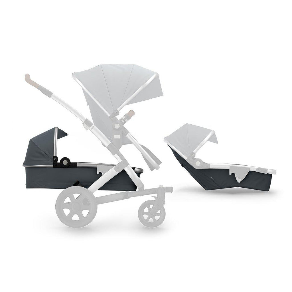 Joolz Geo2 Earth Expandable Kit - Hippo Grey-Stroller Seats- Natural Baby Shower