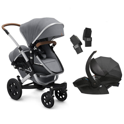 Joolz Geo2 Travel System - Gorgeous Grey-Travel Systems- Natural Baby Shower