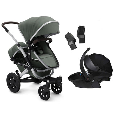 Joolz Geo2 Travel System - Marvellous Green-Travel Systems- Natural Baby Shower