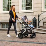 Joolz Geo2 Studio Duo Stroller - Noir-Strollers- Natural Baby Shower