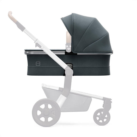 Joolz Hub Earth Cot - Hippo Grey-Carrycots- Natural Baby Shower