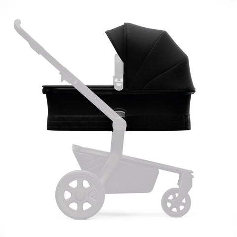 Joolz Hub Quadro Cot - Nero-Carrycots- Natural Baby Shower
