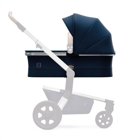 Joolz Hub Earth Cot - Parrot Blue-Carrycots- Natural Baby Shower