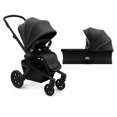 Joolz Hub Pushchair - Brilliant Black-Strollers-Cot- Natural Baby Shower