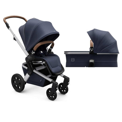 Joolz Hub Pushchair + Cot - Classic Blue-Strollers-Cot- Natural Baby Shower