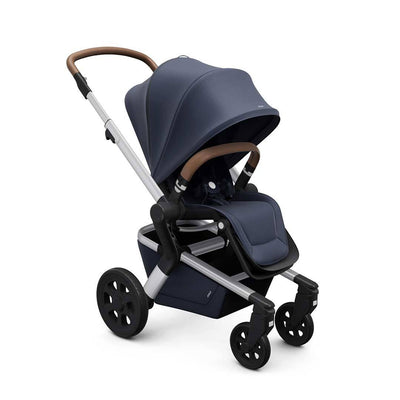 Joolz Hub Pushchair Chassis + Seat - Classic Blue - Ex-Display-Strollers-Classic Blue- Natural Baby Shower