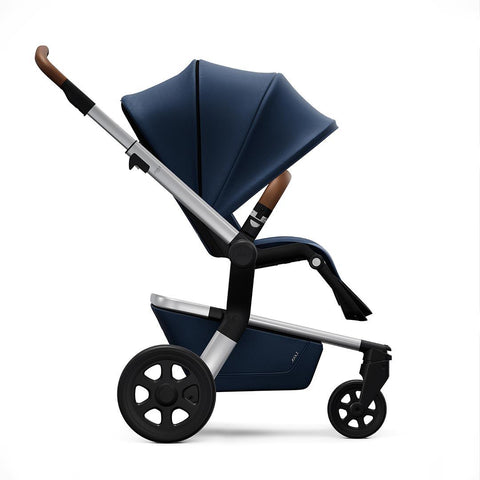Joolz Hub Earth Pushchair - Parrot Blue-Strollers- Natural Baby Shower