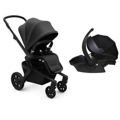 Joolz Hub Travel System - Brilliant Black-Travel Systems-None-Joolz BeSafe- Natural Baby Shower