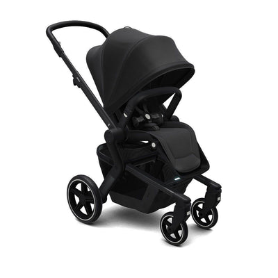 Joolz Hub+ Pushchair - Brilliant Black-Strollers-Brilliant Black- Natural Baby Shower