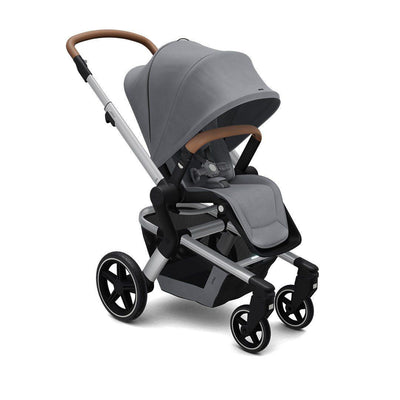 Joolz Hub+ Pushchair - Gorgeous Grey-Strollers-Gorgeous Grey- Natural Baby Shower