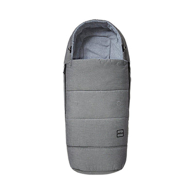 Joolz Uni2 Footmuff - Superior Grey-Footmuffs-Superior Grey- Natural Baby Shower