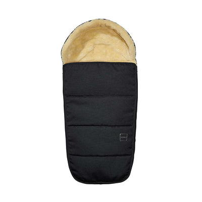 Joolz Uni2 Polar Footmuff - Black-Footmuffs-Black- Natural Baby Shower