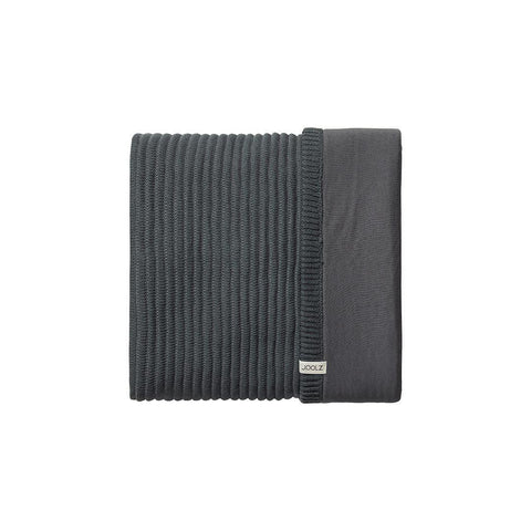 Joolz Essentials Ribbed Blanket - Anthracite