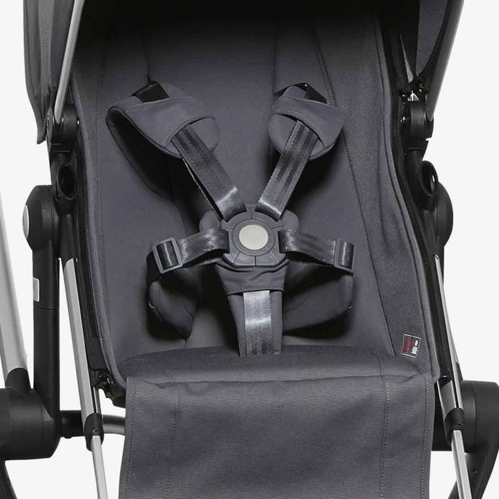 Joolz 2 Day Earth Stroller - Hippo Grey Harness